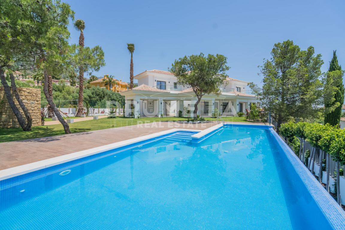 Marbella Golden Mile, New Modern Mediterranean Villa, Sierra Blanca, Marbella Golden Mile (Marbella)