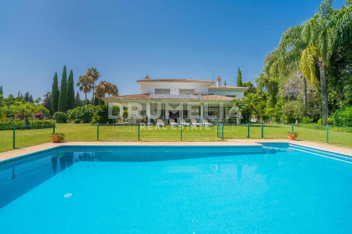 San Pedro de Alcantara, Fabulous Mediterranean Villa, Guadalmina Baja, San Pedro de Alcantara