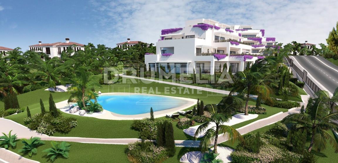 Fabulous New Modern Apartment, Brand New Exclusive Development Nazules, La Campana, Nueva Andalucia (Marbella)