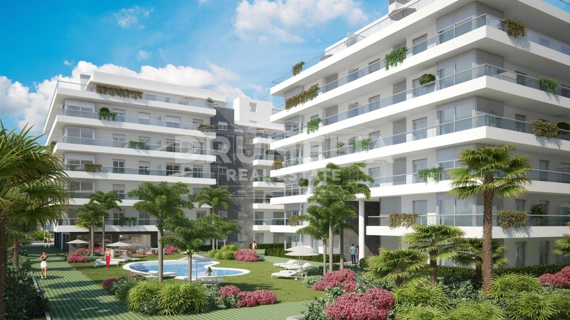 Excellent Modern Apartment, Brand New Development, Nueva Andalucia, Marbella