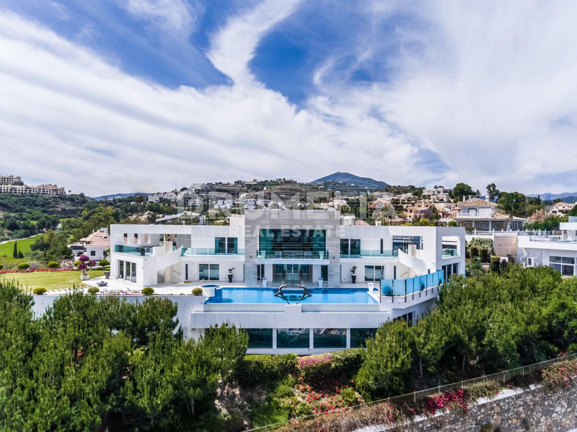 Benahavis, Truly Stunning, Unique Contemporary Villa, La Quinta Golf Resort, Benahavis