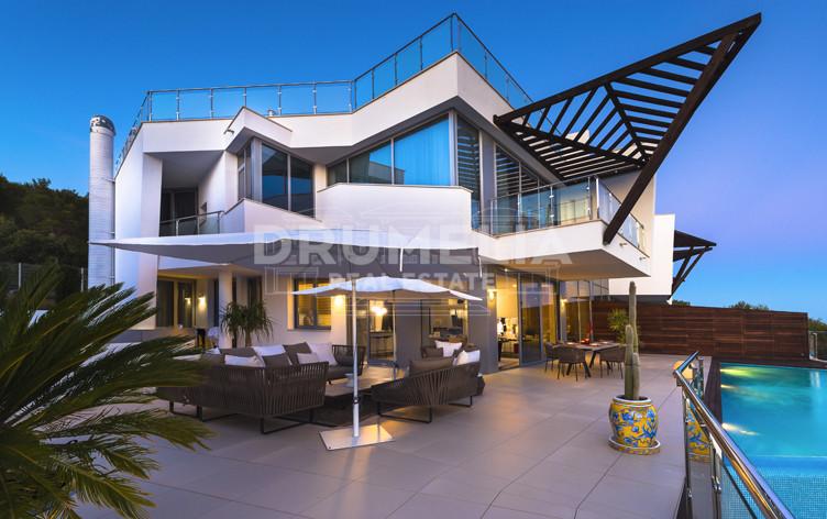 Marbella, Modern Luxury Townhouse in Sierra Blanca