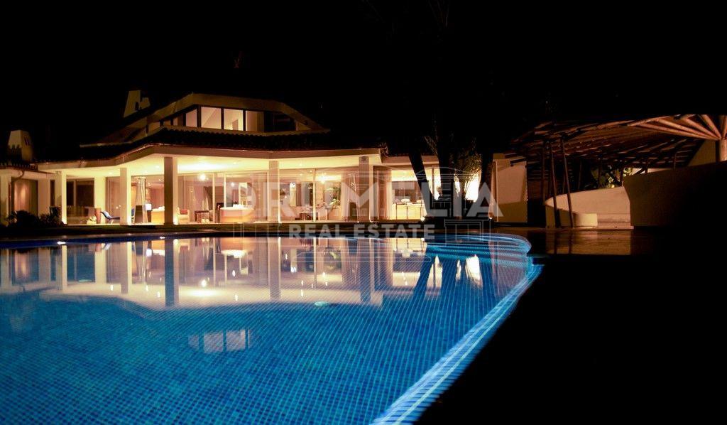 Nueva Andalucia, Fabulous New Villa in La Cerquilla, Nueva Andalucia