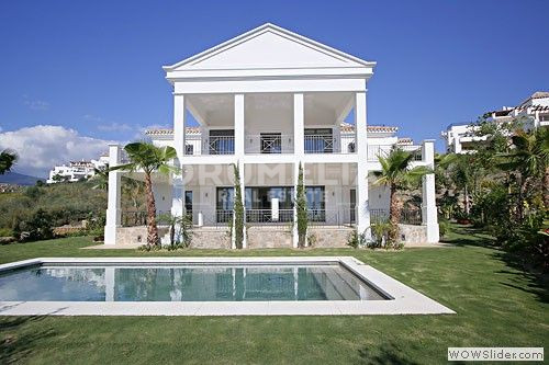 Benahavis, Elegant New Modern Villa in Condes de Luque, Benahavis