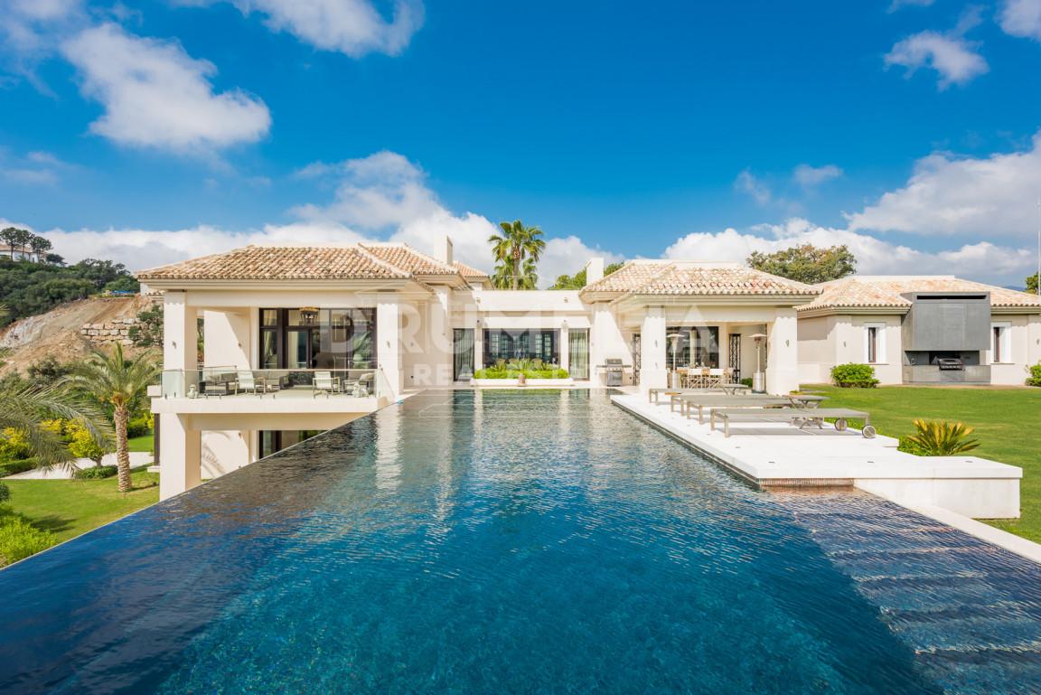 Benahavis, Stunning Modern Villa in Zagaleta, Benahavis