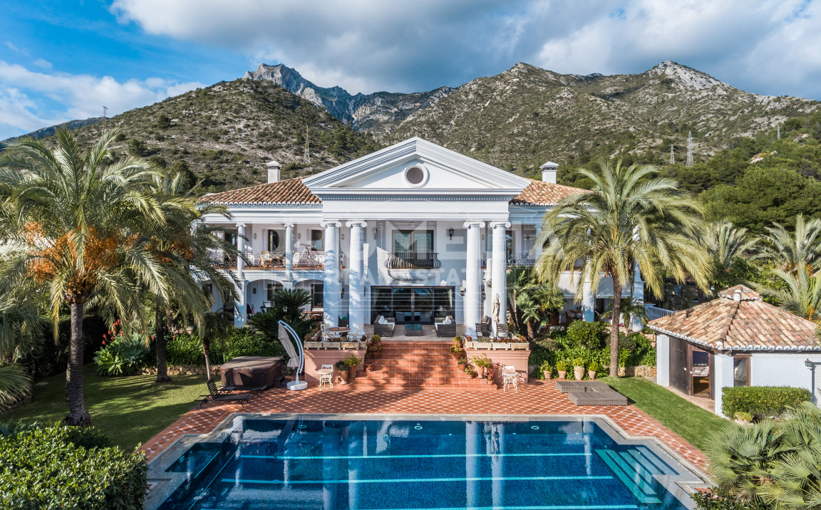 Marbella Golden Mile, Spectacular Villa, Sierra Blanca, Marbella Golden Mile (Marbella)