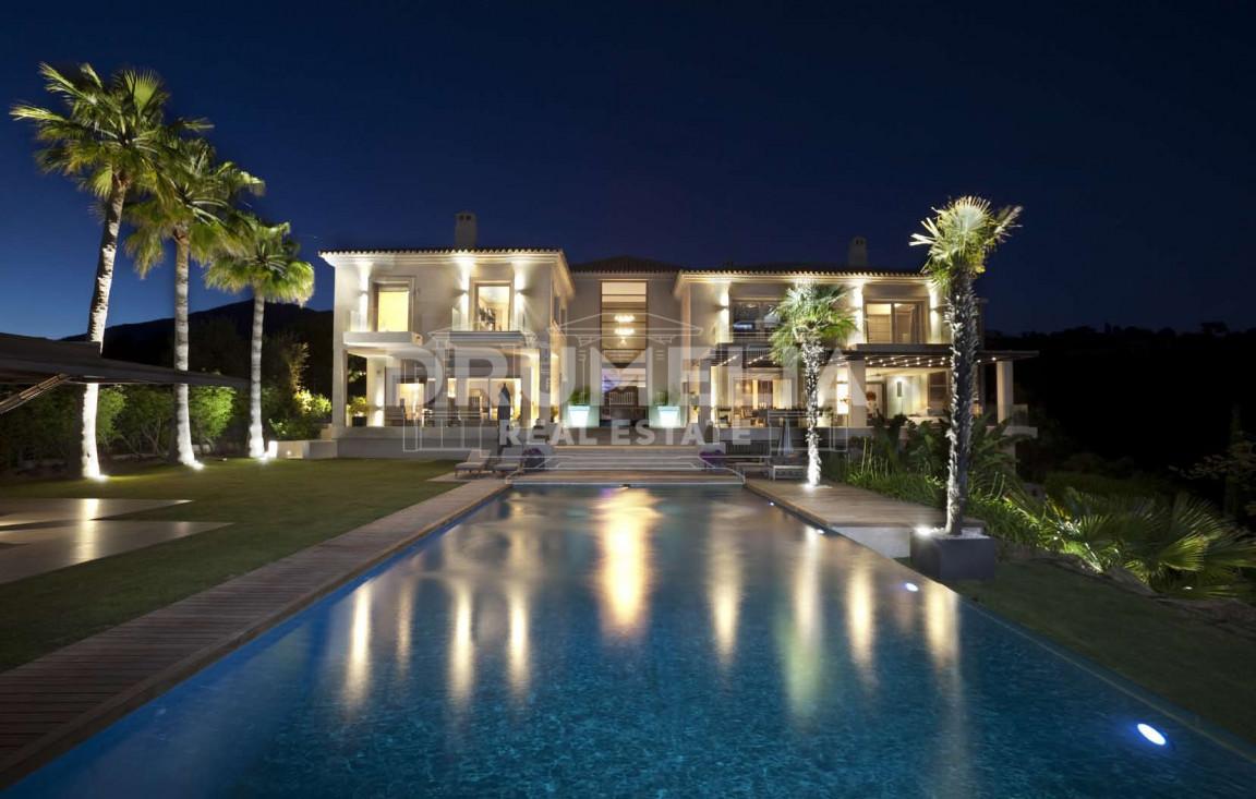 Benahavis, Unique Contemporary Villa in La Zagaleta, Benahavis