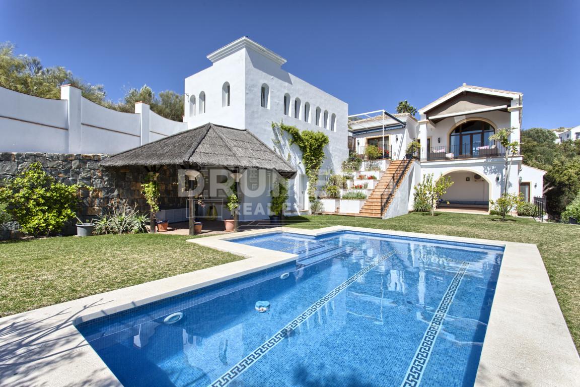 Benahavis, Delightful Villa in Monte Mayor, Benahavis