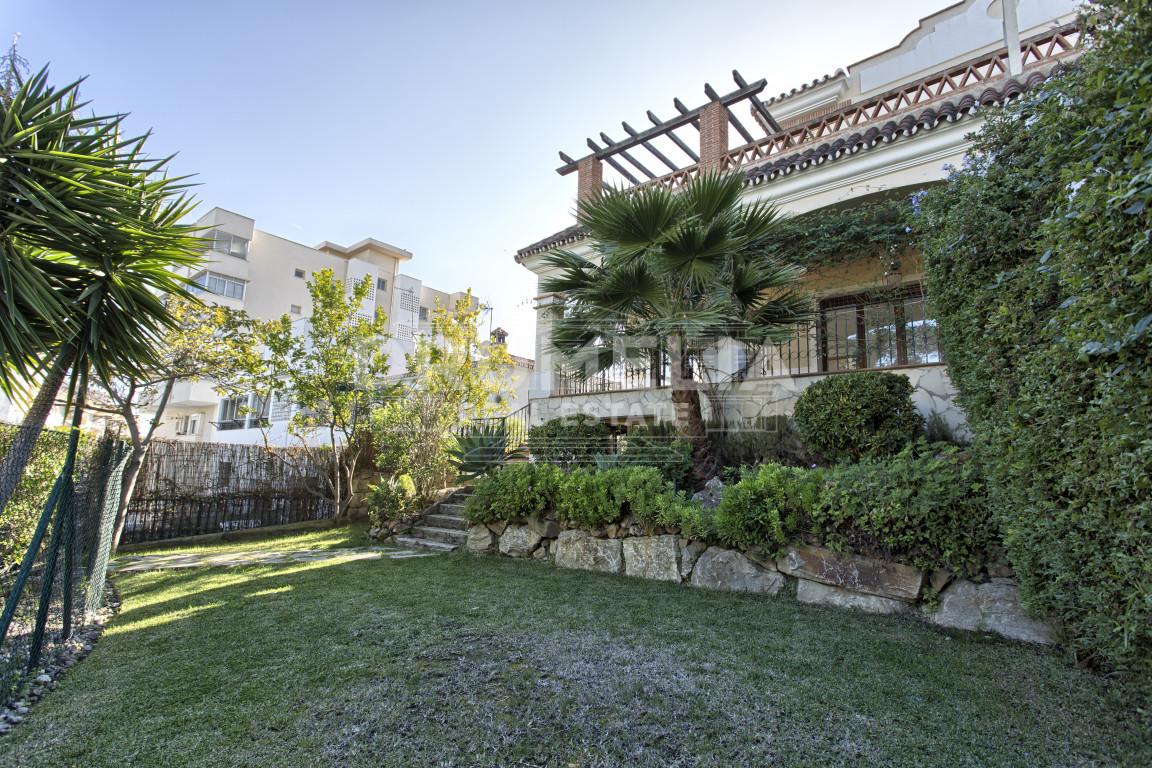 Marbella, Fabulous Villa in Marbella Centro, Marbella