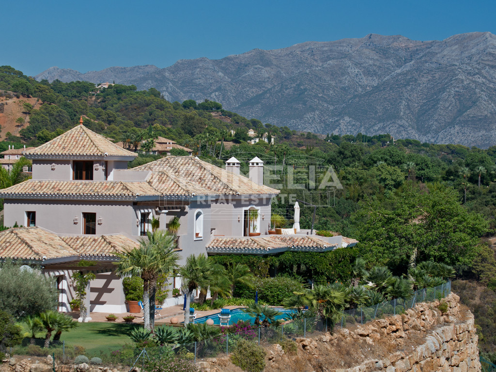 Benahavis, Stunning Mediterranean Villa in La Zagaleta, Benahavis