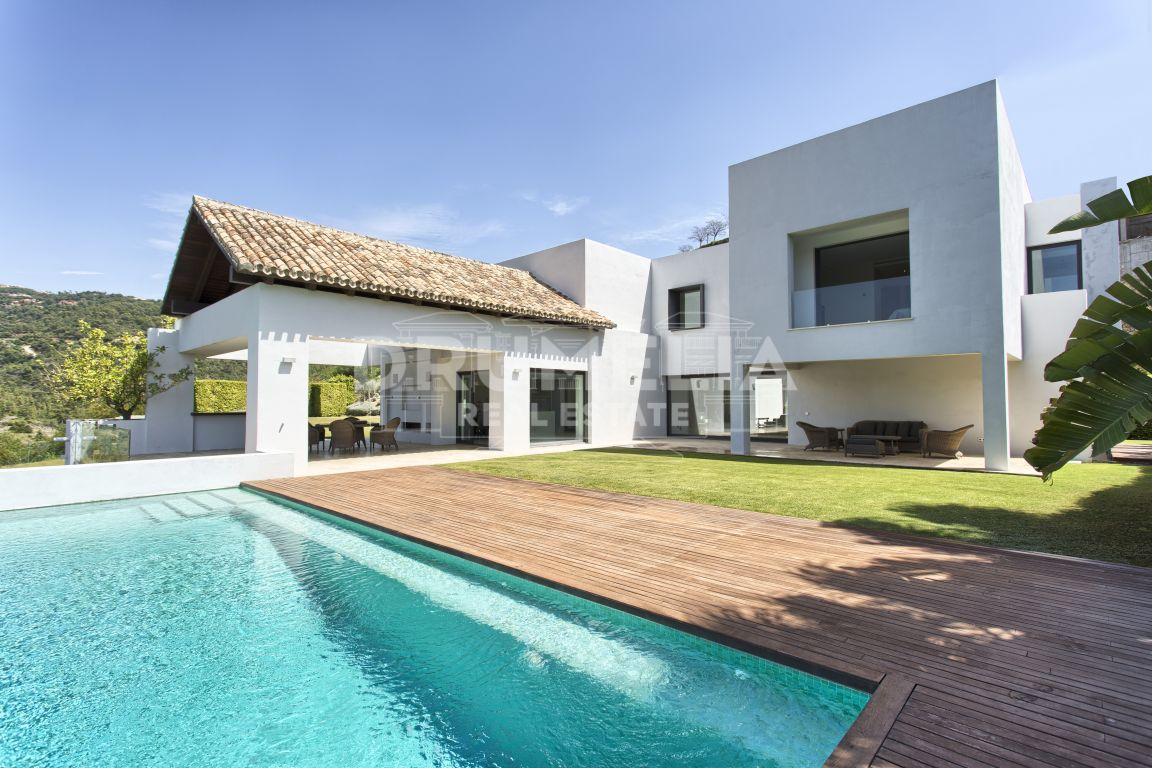 Benahavis,  Fabulous Contemporary Villa, Los Arqueros Golf, Benahavis