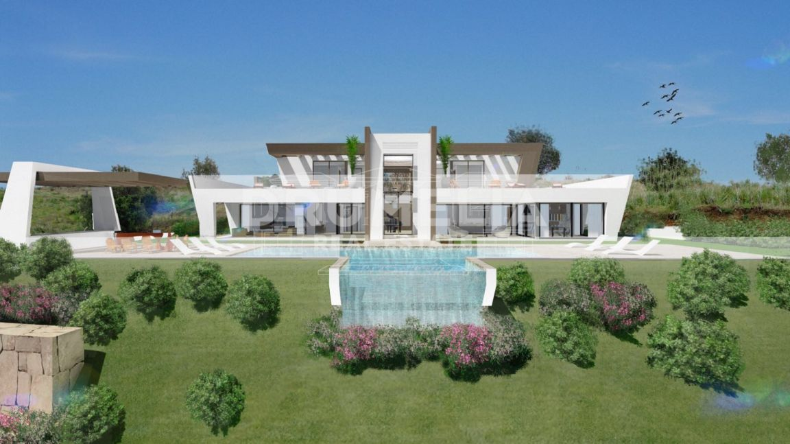 Benahavis, Stunning New Ultramodern Luxury Villa, Los Flamingos, Benahavis​