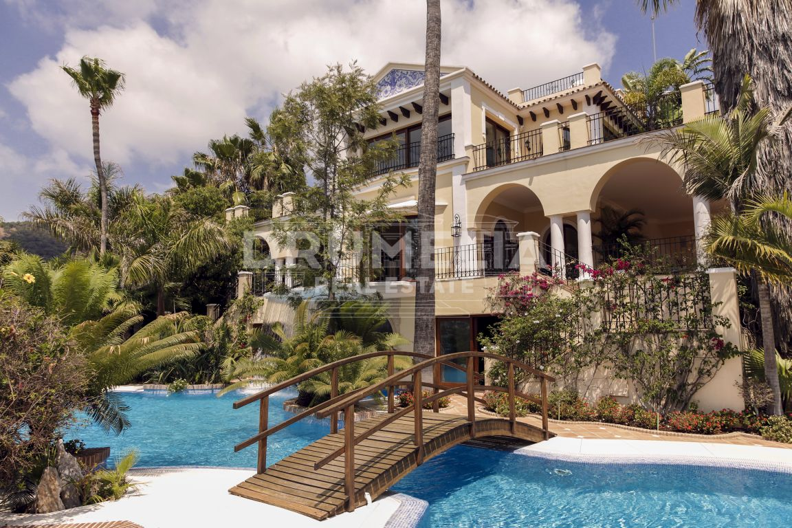 Benahavis, Exceptional Luxury Villa, El Madroñal, Benahavis