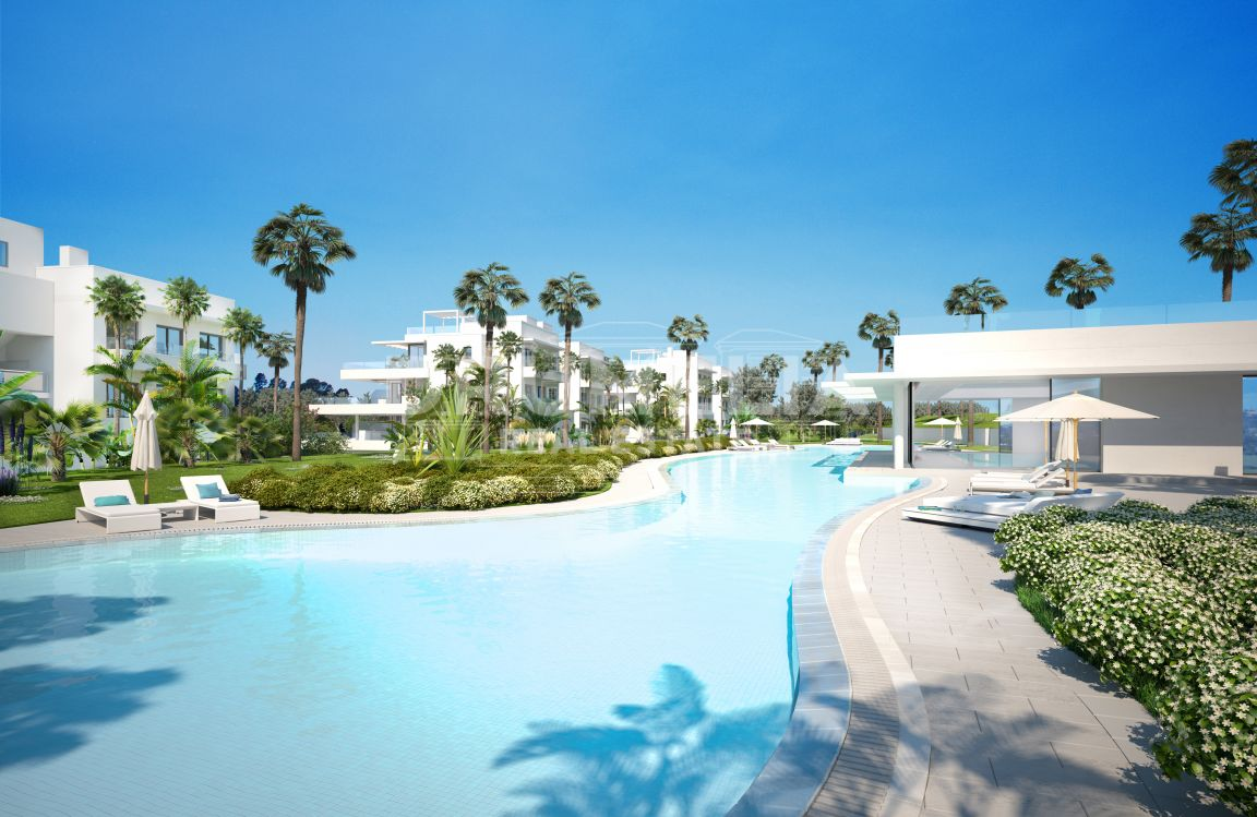 Estepona, Exceptional Contemporary Style Apartment, Atalaya Golf, Estepona