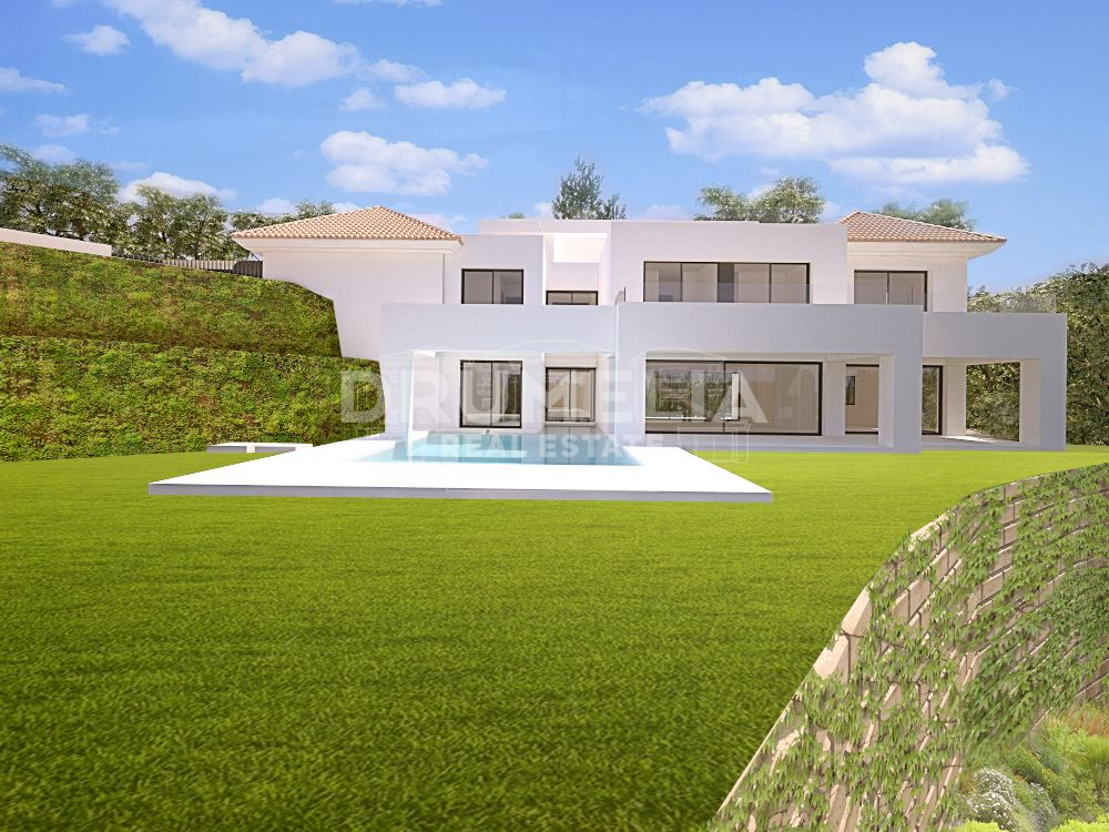 Benahavis, Impressive Luxury Contemporary Villa, El Paraiso Alto, Benahavis (Turnkey Project)