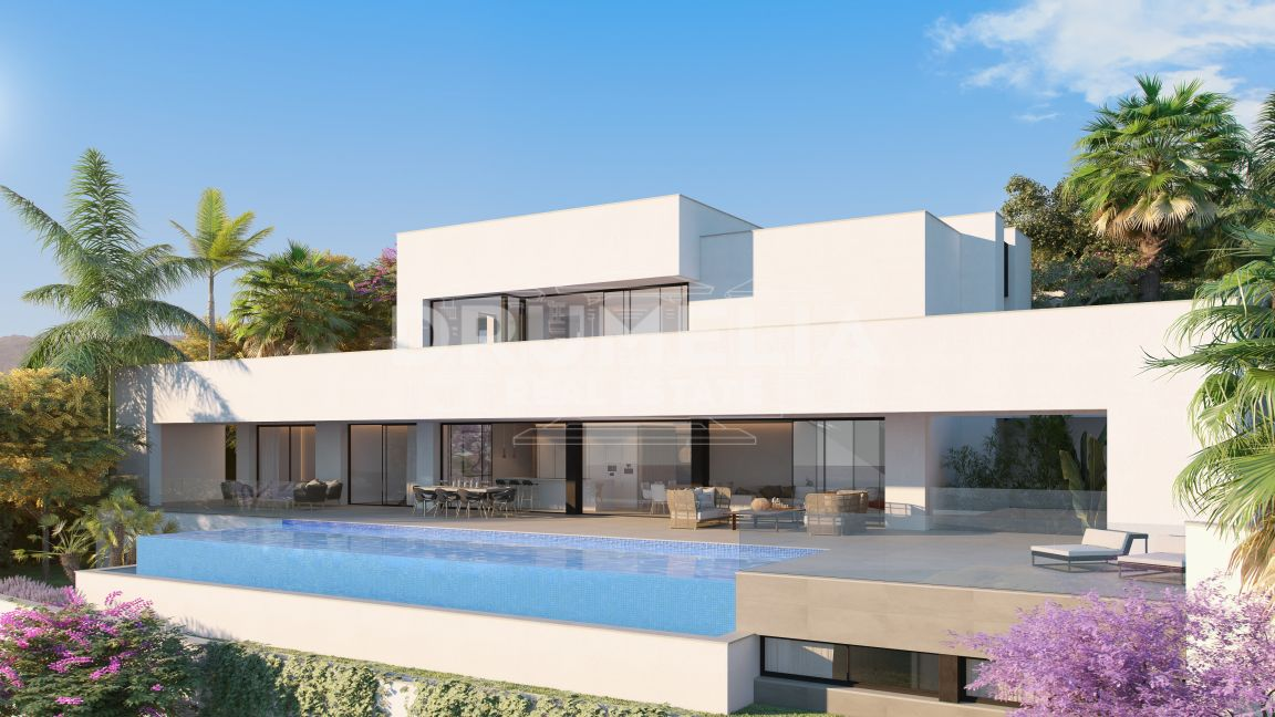 Benahavis, Immaculate New Contemporary Style Luxury Villa, Los Flamingos Golf, Benahavis