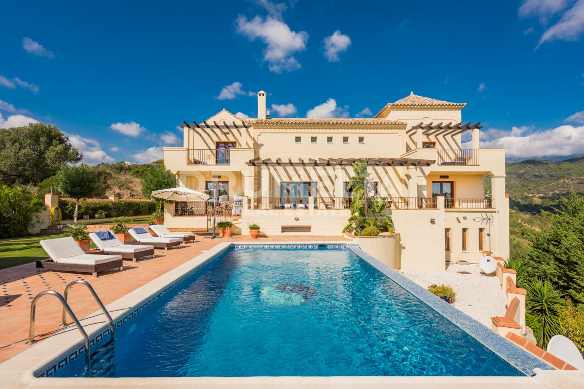 Benahavis, Fabulous Luxury Villa, Monte Mayor, Benahavis
