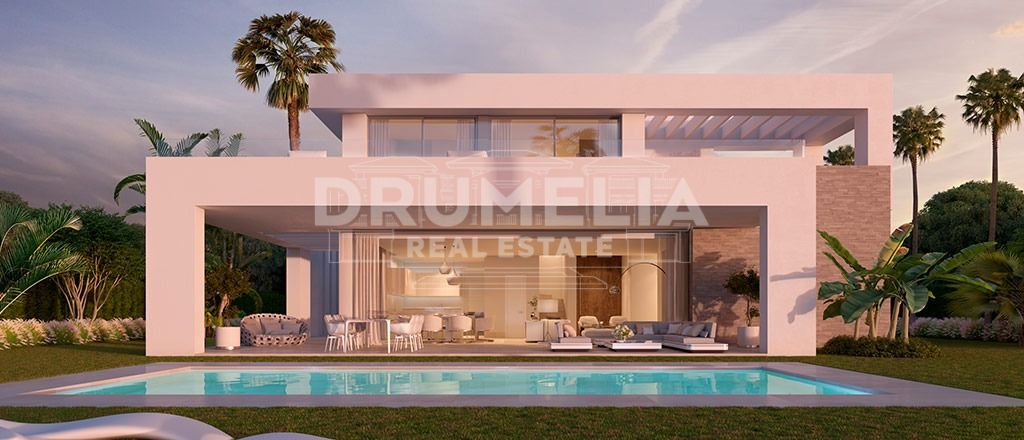 Mijas Costa, Elegant New Contemporary Luxury Villa, Cala de Mijas, Mijas Costa