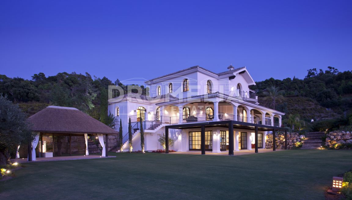 Exquisite Luxury Mansion, La Zagaleta Golf & Country Club, Benahavis.