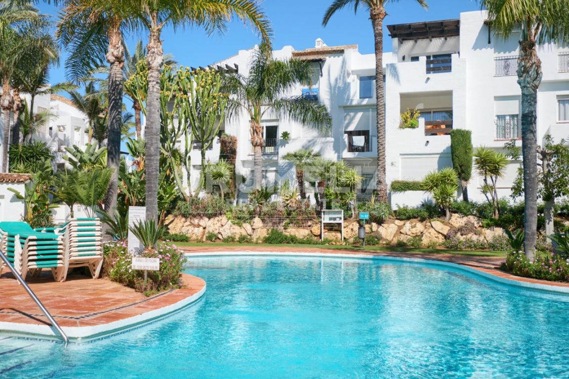 Splendid Frontline Beach Modern Luxury Duplex Penthouse, Costalita, New Golden Mile, Estepona.