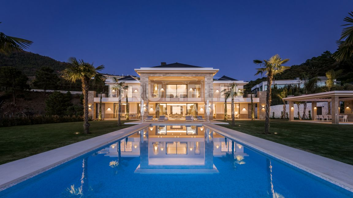 Outstanding Modern Classic Luxury Estate, La Zagaleta Golf & Country Club, Benahavis