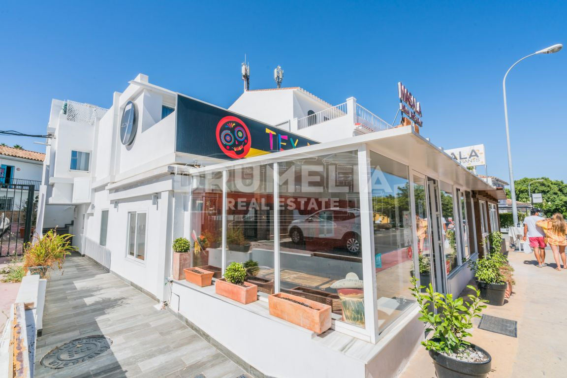 Superb Commercial Premises with Untamed Potential, Marbella Golden Mile