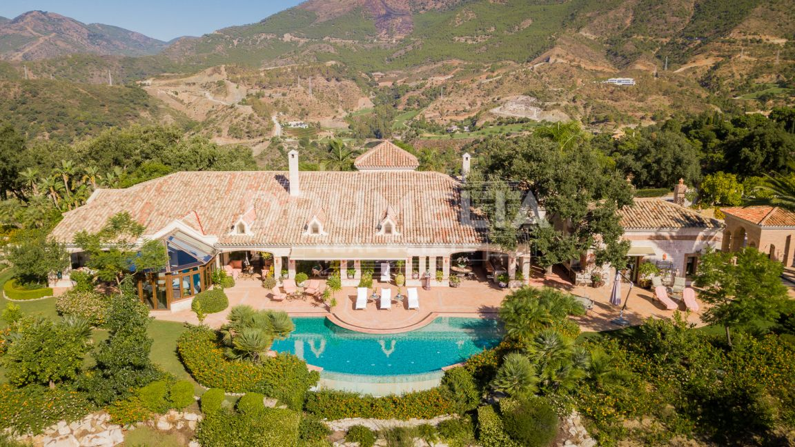 Benahavis, Unique Luxury Villa in La Zagaleta Golf & Country Club, Benahavis