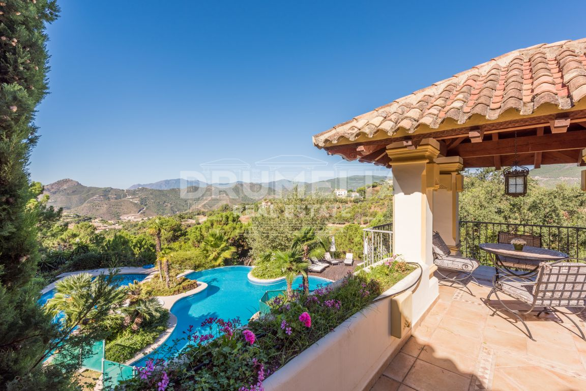 Benahavis, Spectacular Villa in La Zagaleta Golf and Country Club, Benahavis