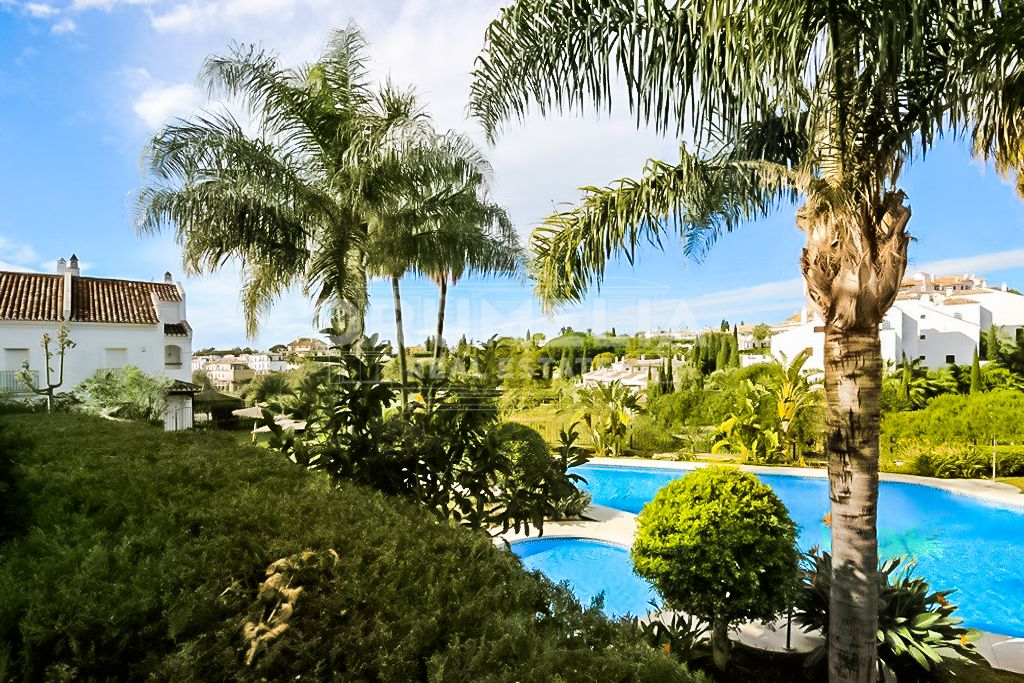Marbella Golden Mile, Lovely Townhouse in Arco Iris, Marbella Golden Mile