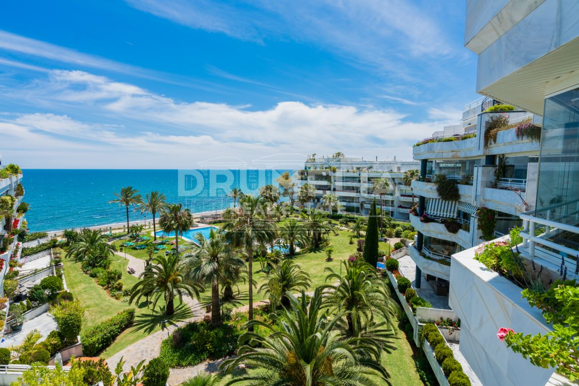 Marbella Golden Mile, Stylish apartment in Golden Mile