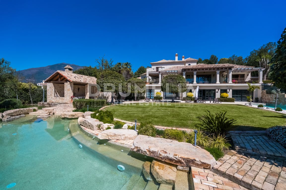 Benahavis, Magnificent Villa in La Zagaleta Golf & Country Club, Benahavis