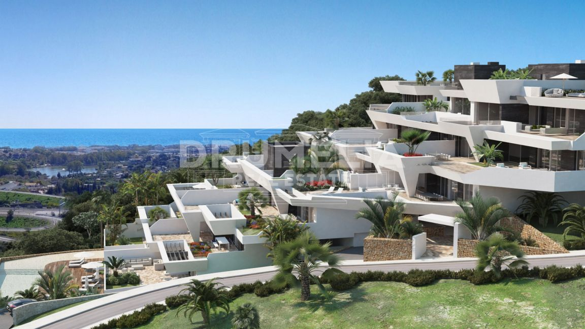 Benahavis, Spectacular Apartment, New Development Fusionvista, Puerto de los Almendros, Benahavis