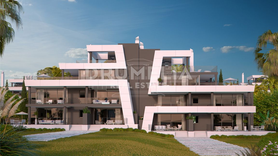Marbella East, Truly Impressive New Modern Ground Floor Apartment, Cabopino, Marbella East (Marbella)