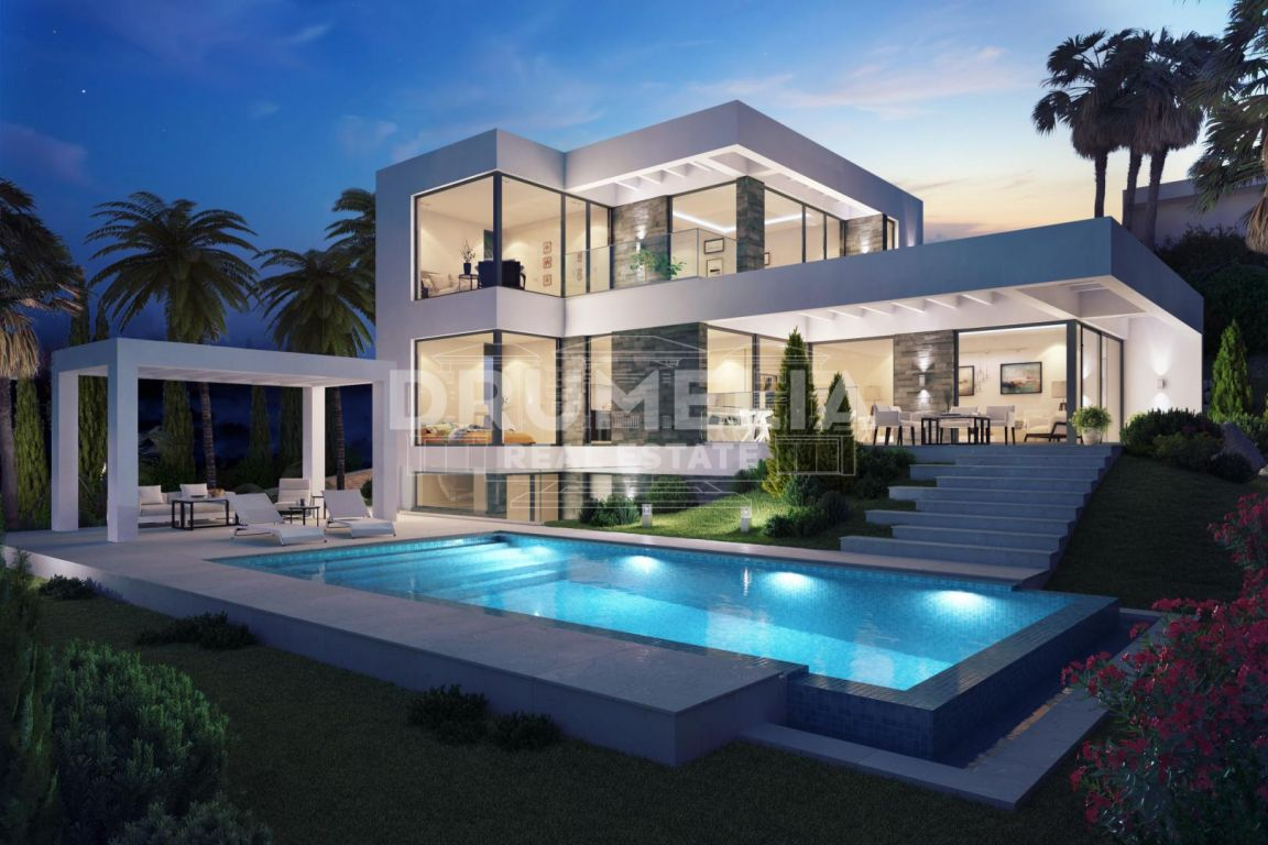"Benahavis, Impressive and Stylish New Modern Villa ""Kristina"", Benahavis"