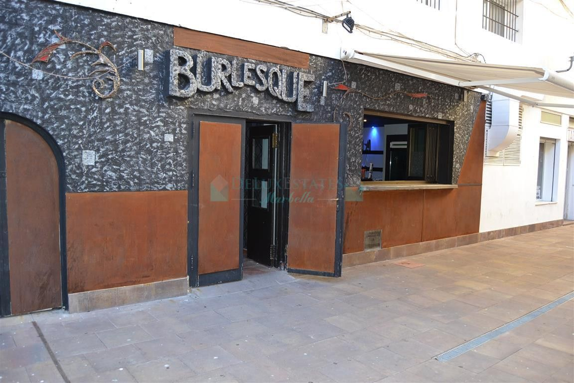 Discotheque for sale in San Pedro de Alcantara