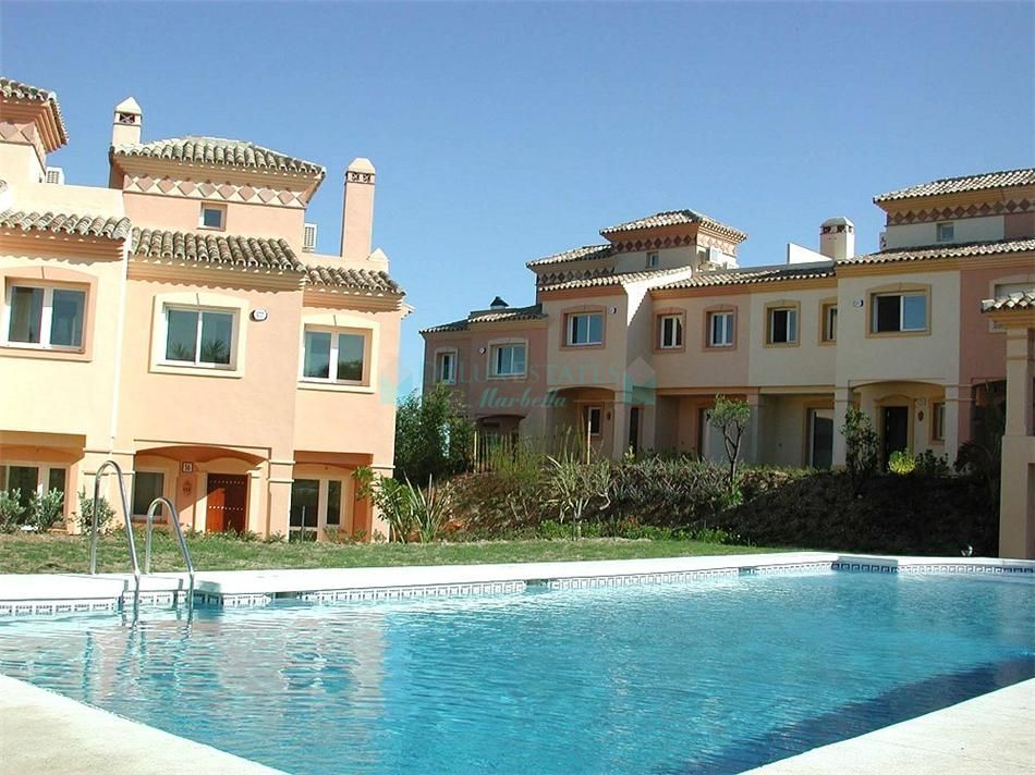 Town House in Elviria, Marbella East