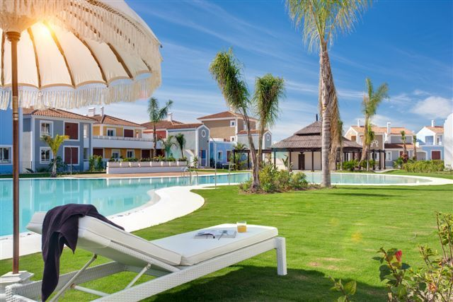 Apartment in Cortijo del Mar, Estepona