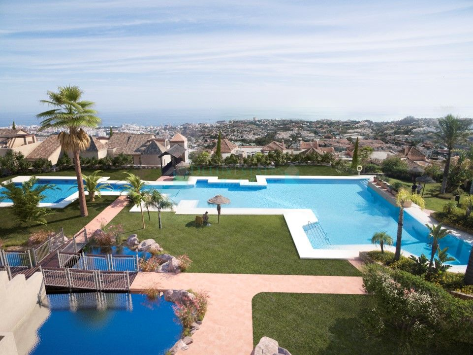 Spectacular apartment for sale in Benalmadena, Costa del Sol