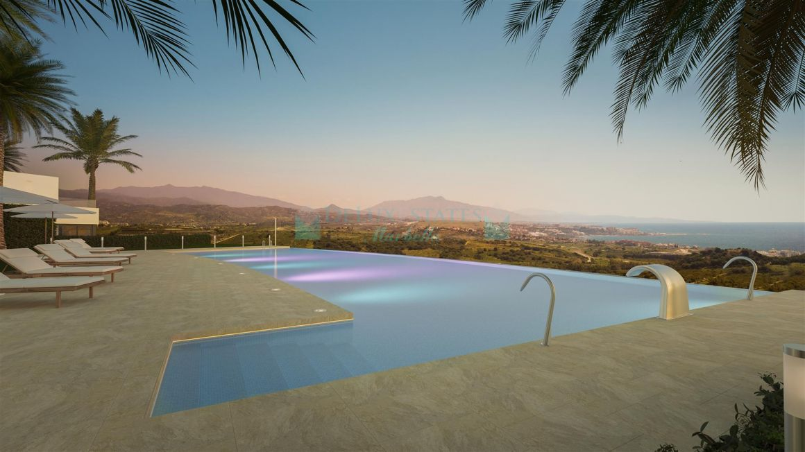 Nice quality apartment for sale at Casares, Costa del Sol