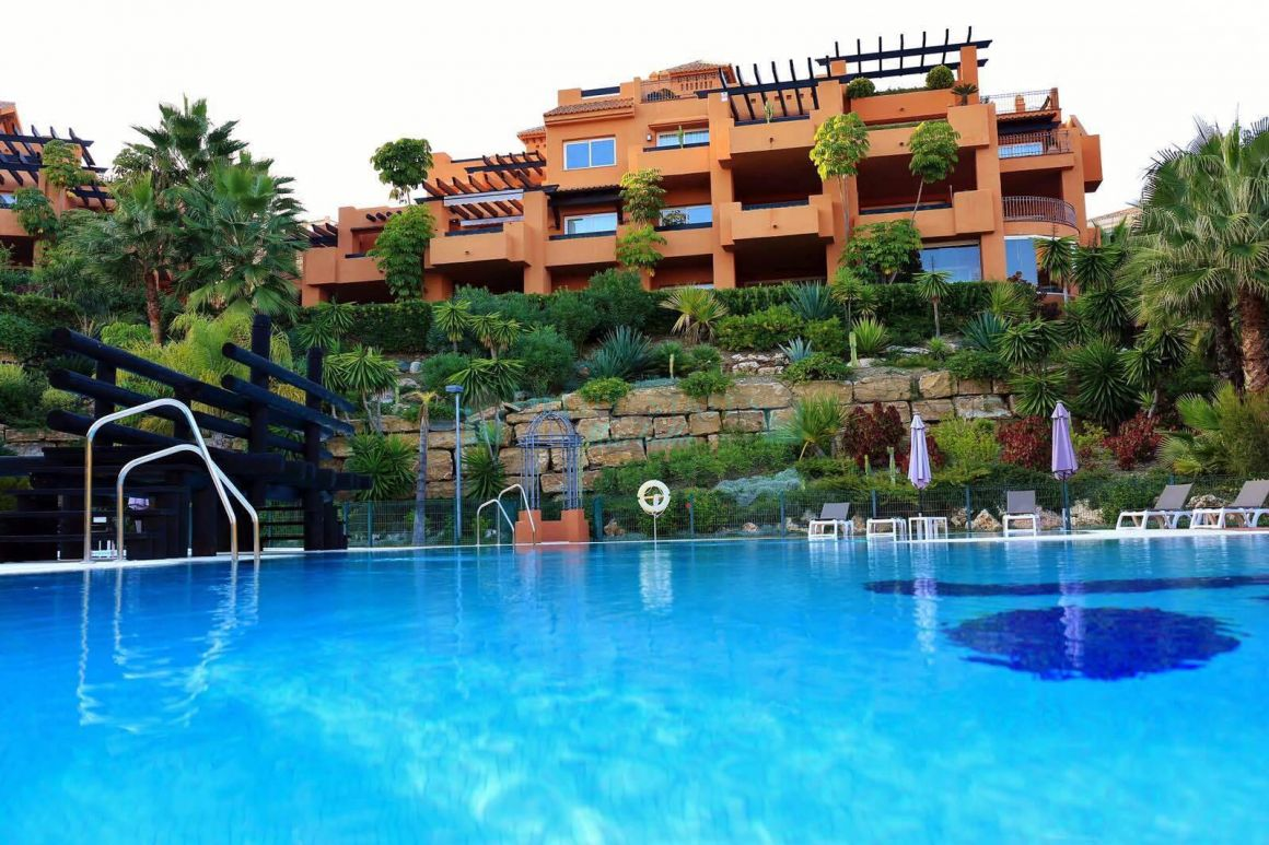 Ground Floor Apartment in Nueva Andalucia