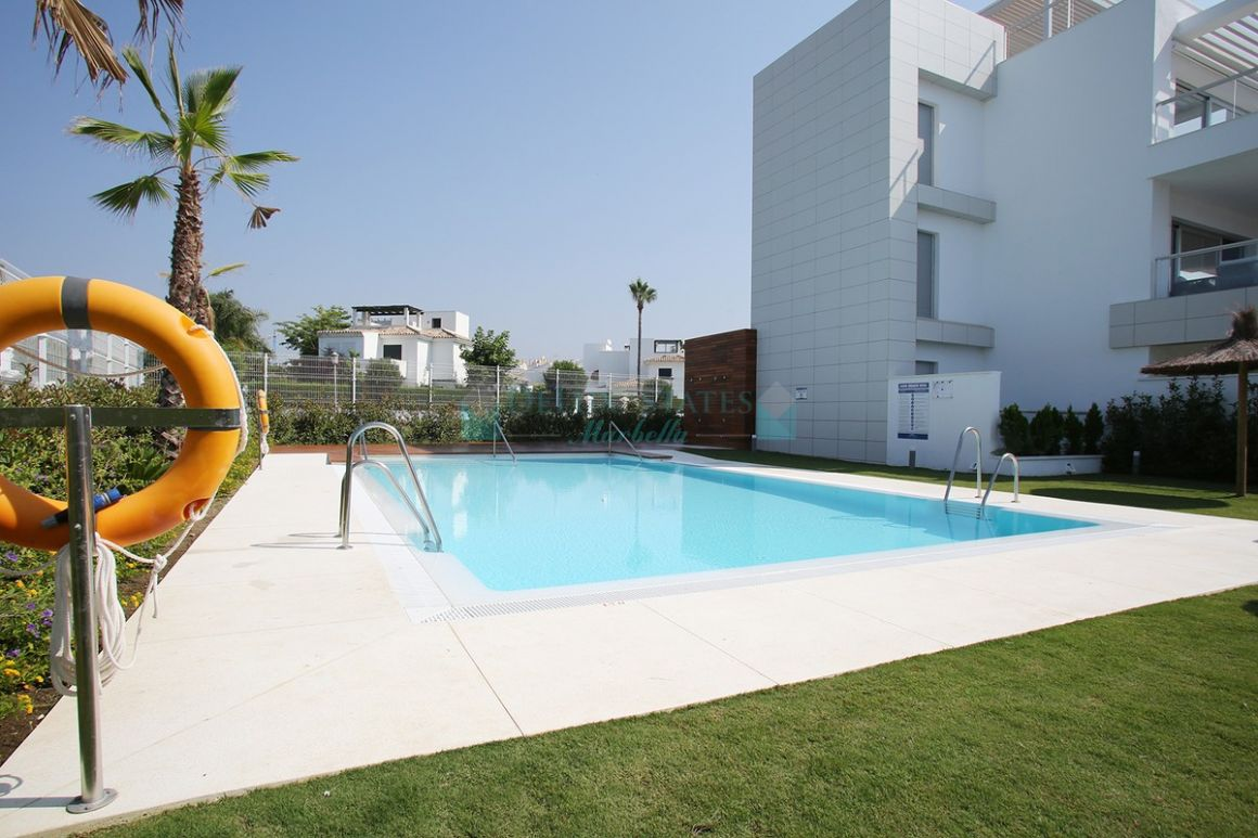 Ground Floor Apartment for rent in San Pedro de Alcantara