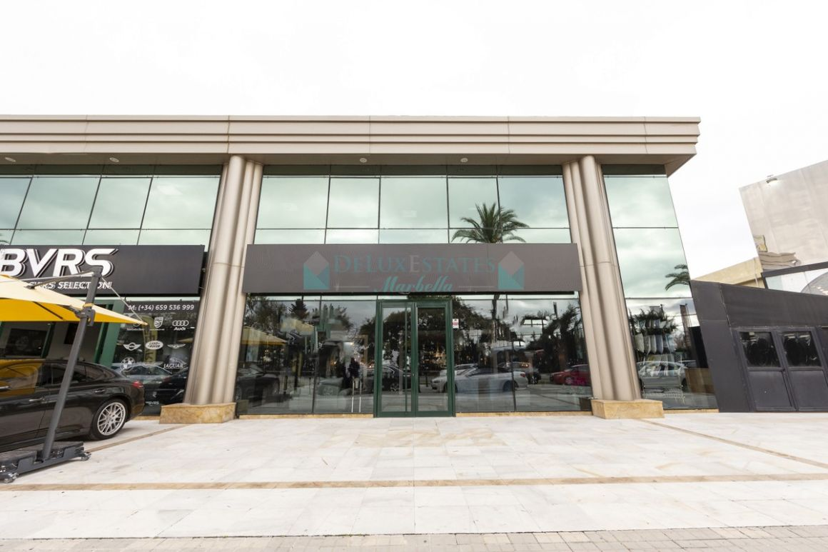 Shopping Centre for sale in Marbella Golden Mile