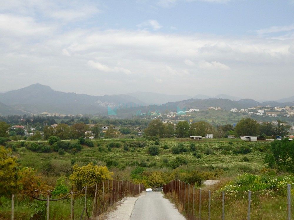 Industrial Land for sale in San Pedro de Alcantara