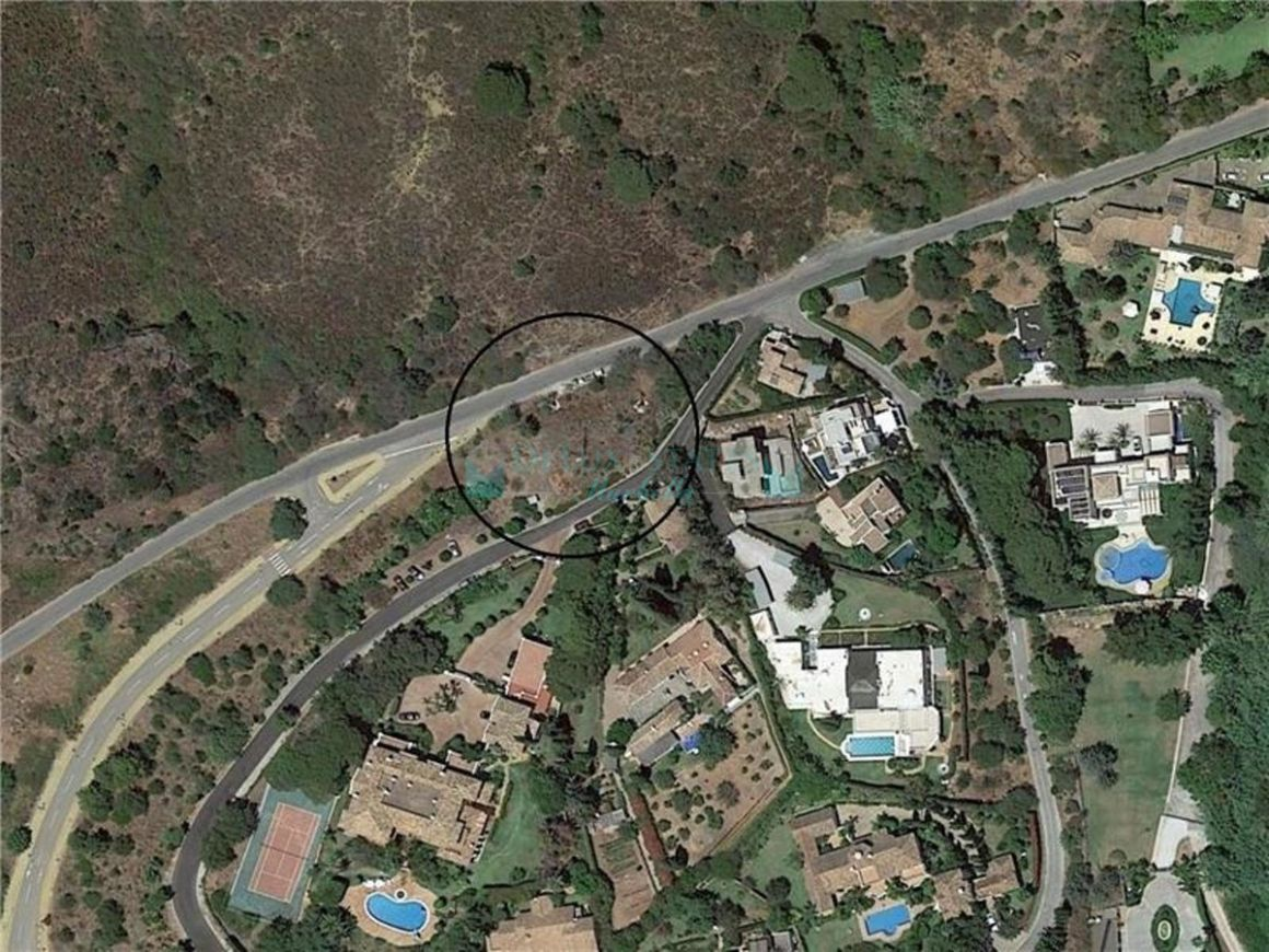 Industrial Land for sale in  Nagüeles, Marbella Golden Mile