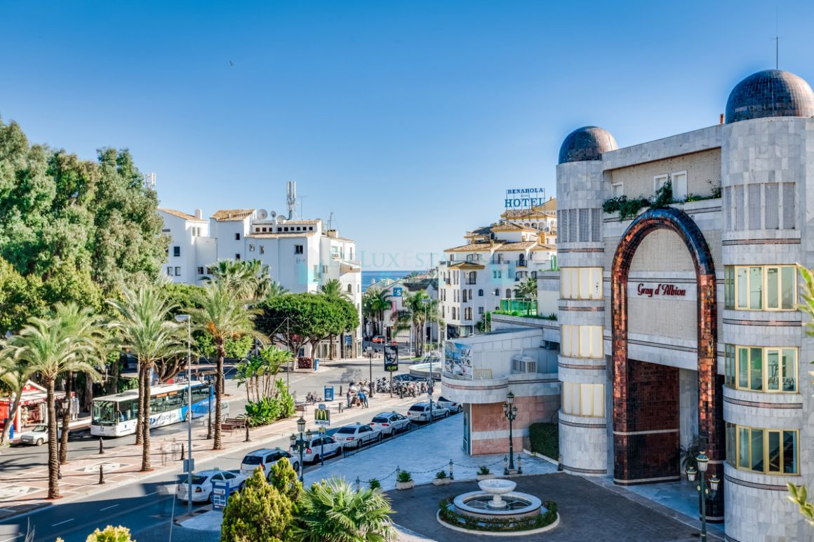 Apartment for rent in Marbella - Puerto Banus