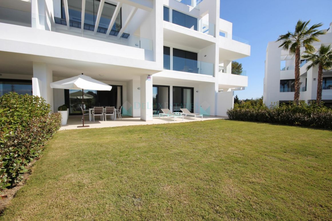 Ground Floor Apartment for rent in  Atalaya, Estepona