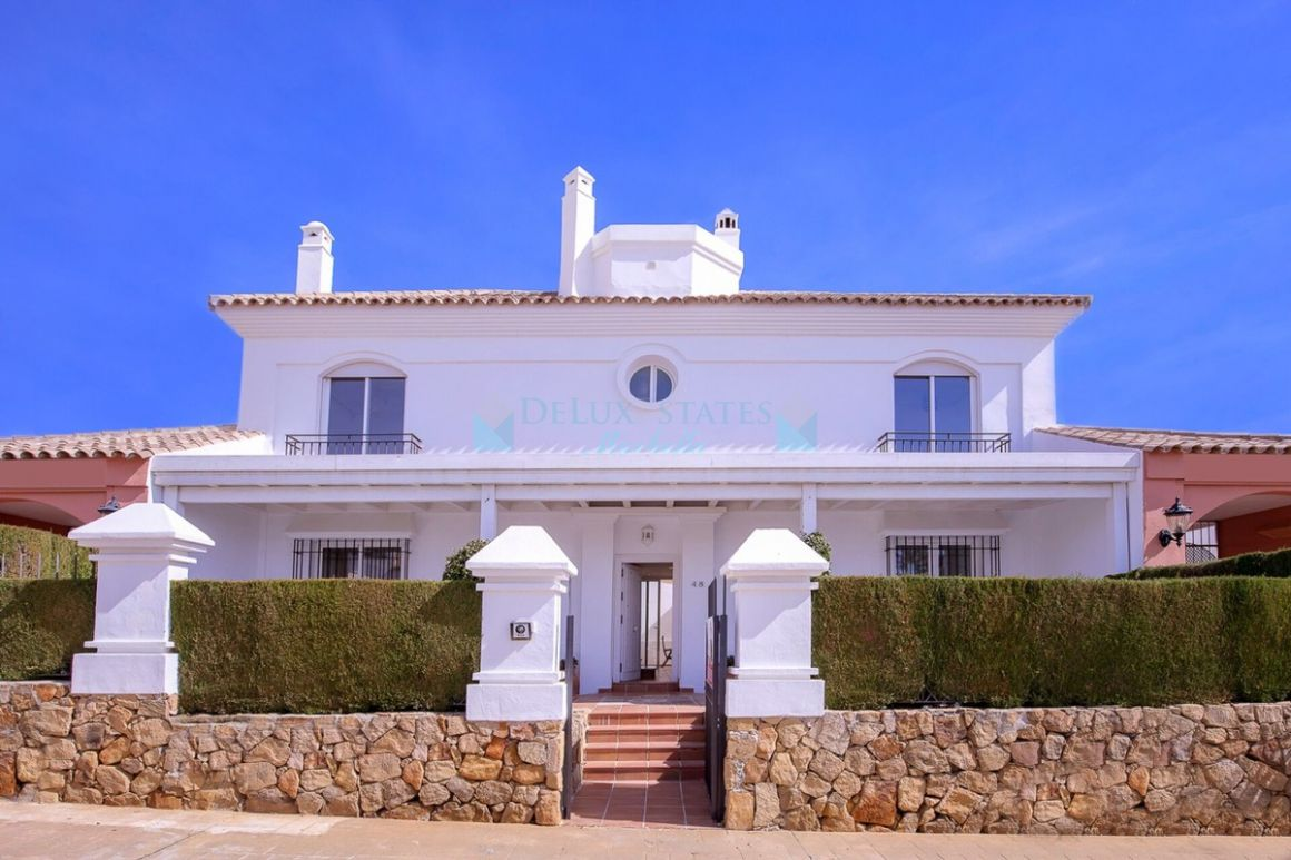 Semi Detached Villa for sale in  Bahia de Marbella, Marbella East