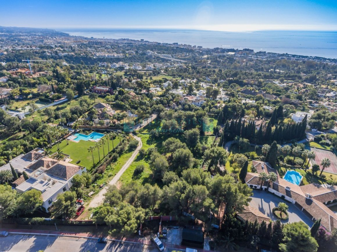 Residential Plot for sale in  Sierra Blanca, Marbella Golden Mile