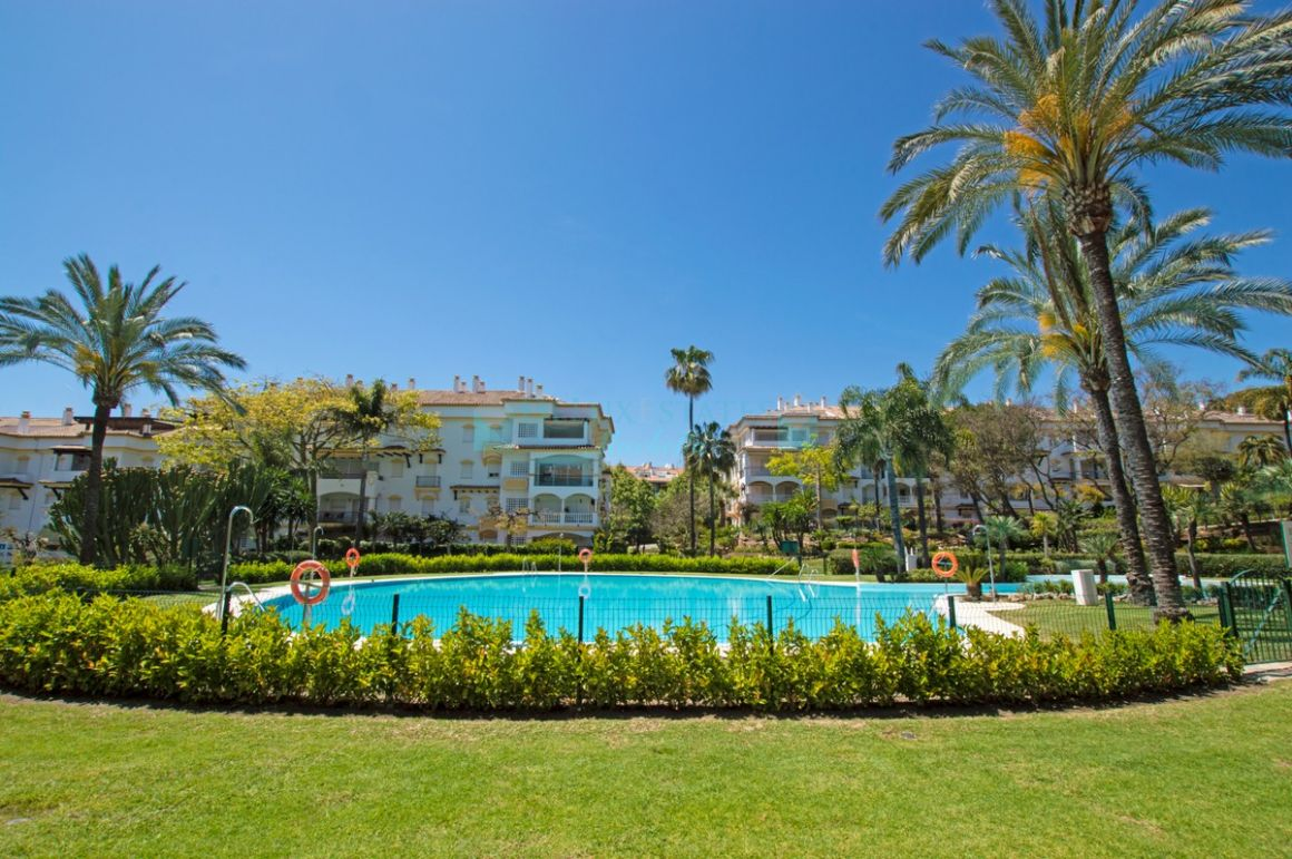 Ground Floor Apartment for sale in  Nagüeles, Marbella Golden Mile