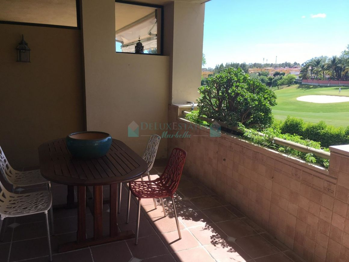 Ground Floor Apartment for sale in  Guadalmina Alta, San Pedro de Alcantara